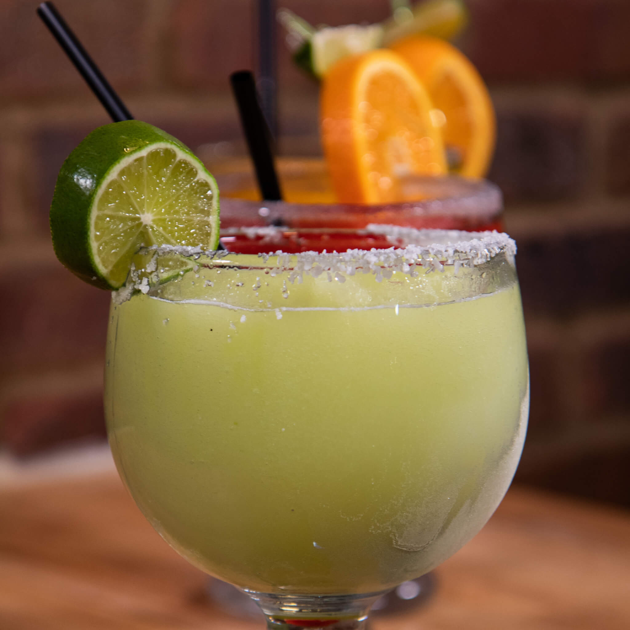 2 for 1 Domestic Drafts, Wells & Margaritas