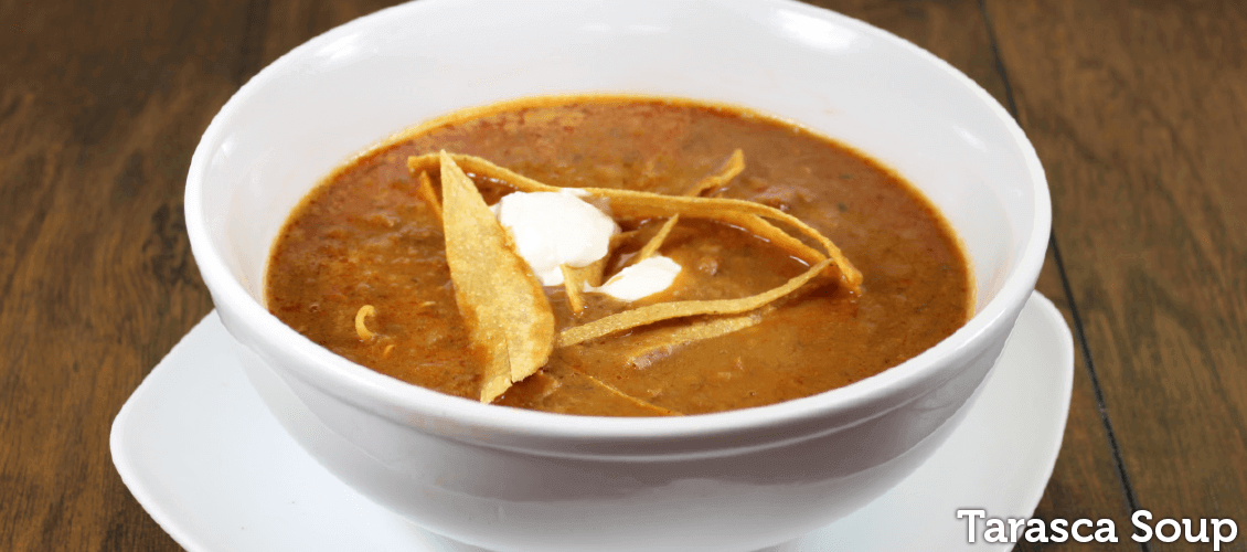 tarasca-soup
